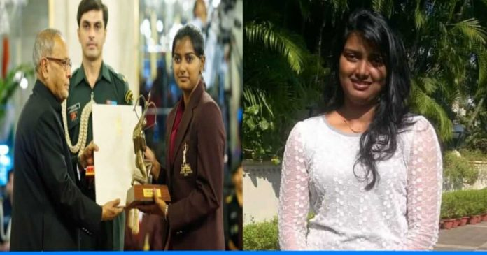 Dipika kumari Archery wins padmshree
