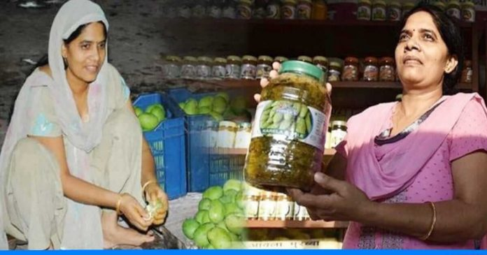 Up women owns four companies with pickle business