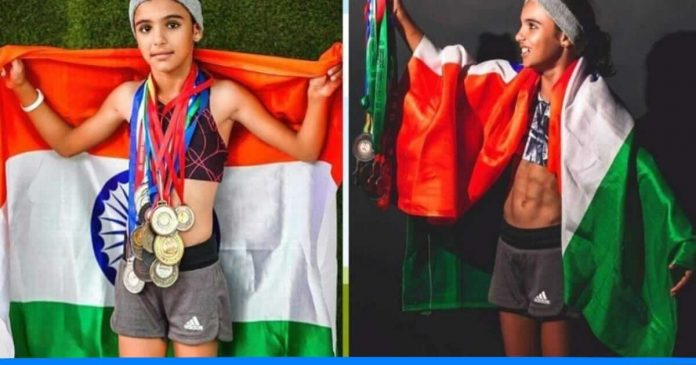 pooja vishnoi wins gold medal eyes Olympic