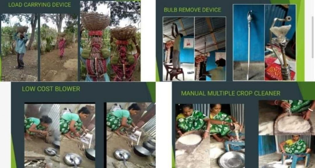 dipankar innovations for farming
