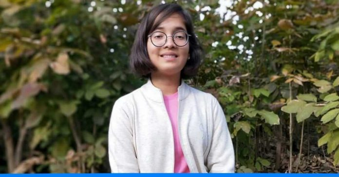 Ridhima pandey selected in top 100 influential female of world