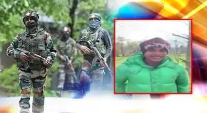 Indian army sent 14 year Pakistani boy back at home