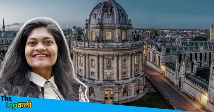 Rashmi Samant won Oxford Student's Union Election