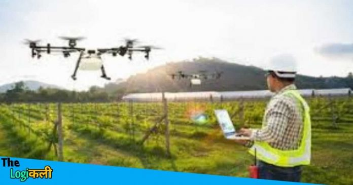 Government approves use of drone in farming