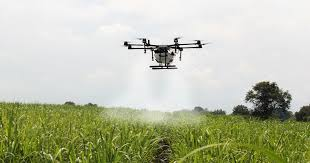 use of drone in farming