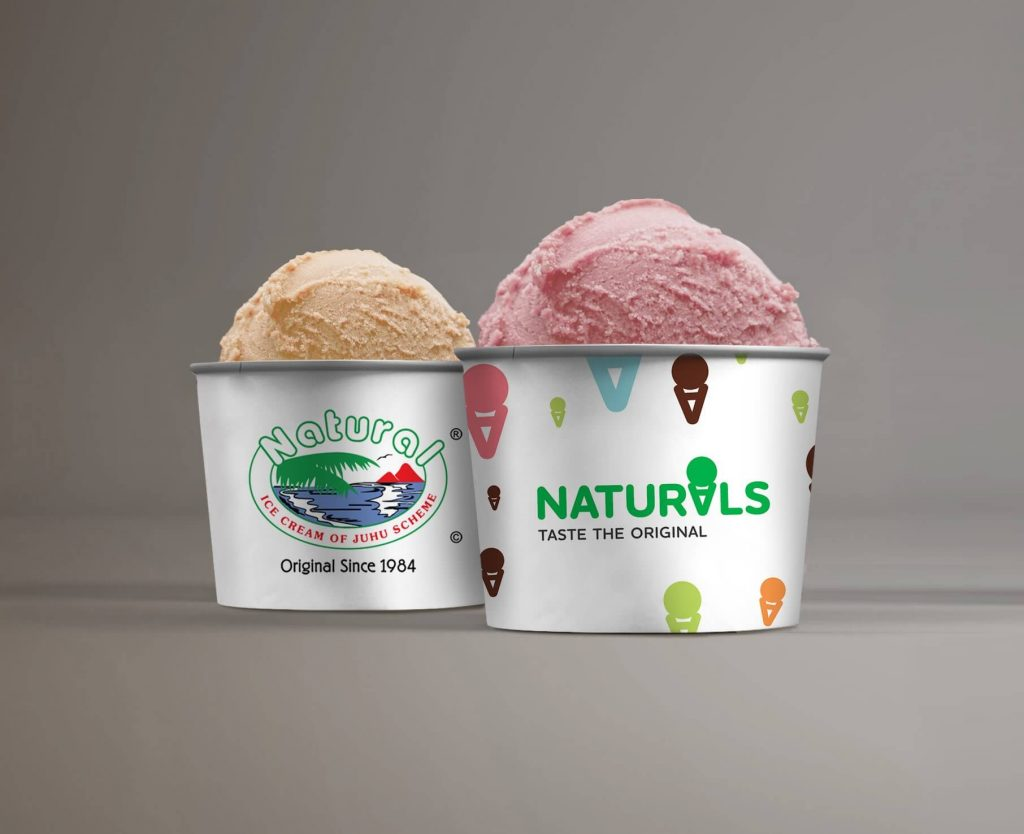 Success story of natural ice cream