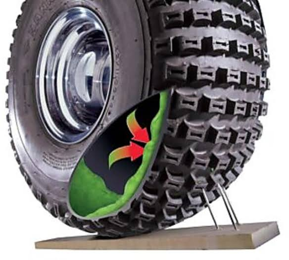 Tire of vehicle