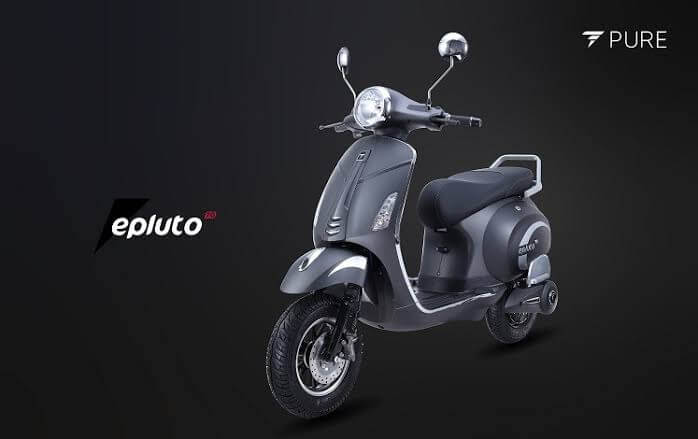Epluto 7G Scooty Electric Scooter