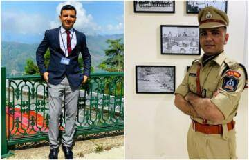 After losing in 35 different exams Vijay Vardhan becomes an IPS Officer