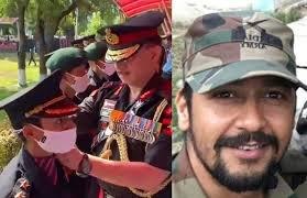 Nikita Kaul joins Indian Army