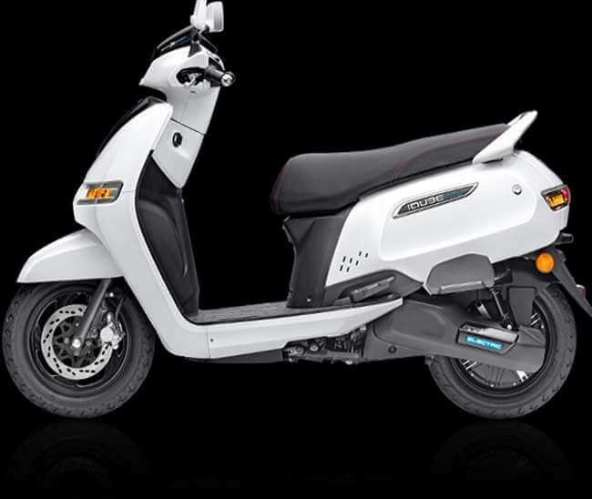 Two wheeler electric scooter will give long range in single charge