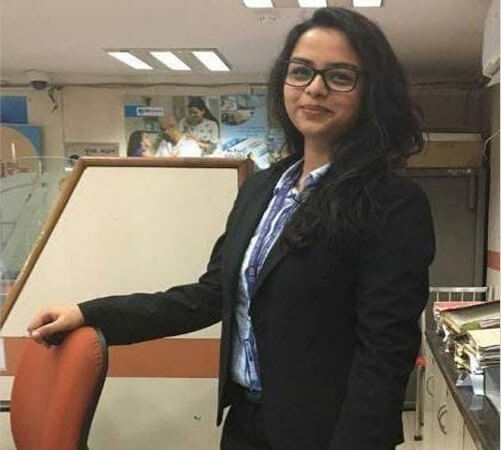 Anuradha singh from patna becomes rbi officer